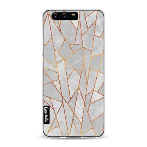 Casetastic Softcover Huawei P10 - Shattered Concrete