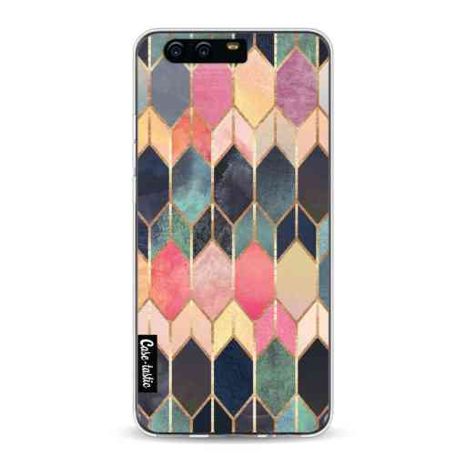 Casetastic Softcover Huawei P10 - Stained Glass Multi