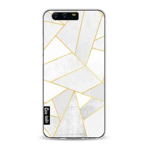 Casetastic Softcover Huawei P10 - White Stone