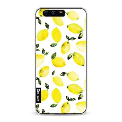 Casetastic Softcover Huawei P10 - Lemons