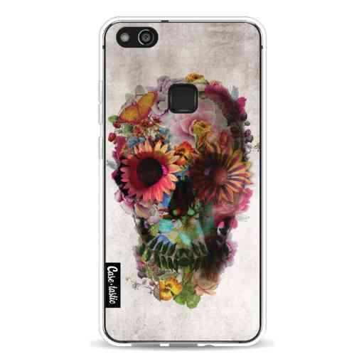 Casetastic Softcover Huawei P10 Lite - Skull 2