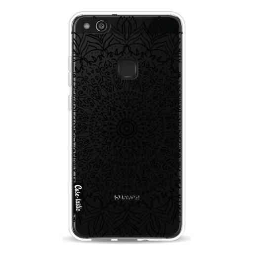 Casetastic Softcover Huawei P10 Lite - Black Mandala