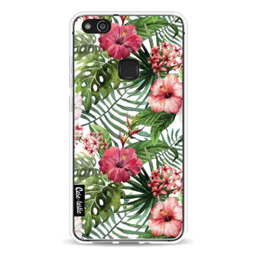 Casetastic Softcover Huawei P10 Lite - Tropical Flowers