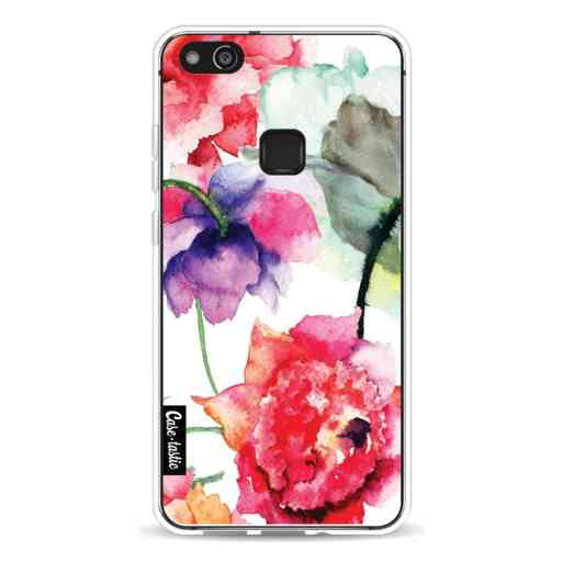 Casetastic Softcover Huawei P10 Lite - Watercolor Flowers