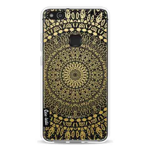 Casetastic Softcover Huawei P10 Lite - Gold Mandala