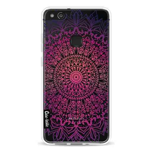 Casetastic Softcover Huawei P10 Lite - Happy Mandala
