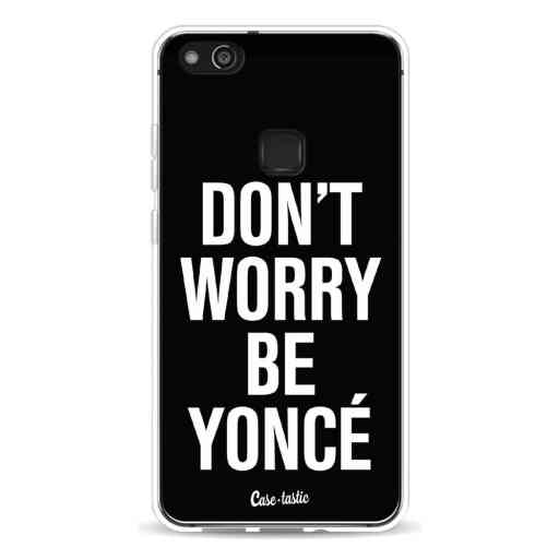 Casetastic Softcover Huawei P10 Lite - Don't Worry Beyoncé