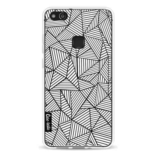 Casetastic Softcover Huawei P10 Lite - Abstraction Lines
