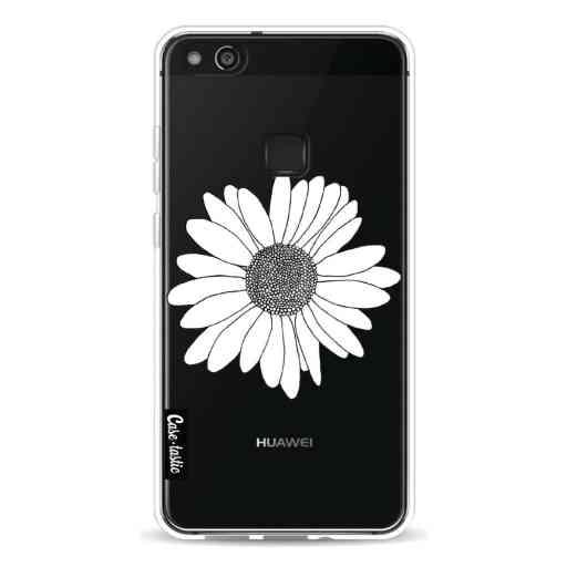 Casetastic Softcover Huawei P10 Lite - Daisy Transparent