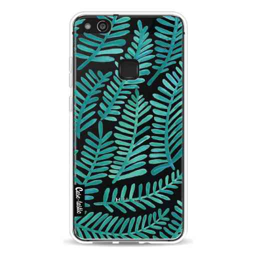 Casetastic Softcover Huawei P10 Lite - Turquoise Fronds