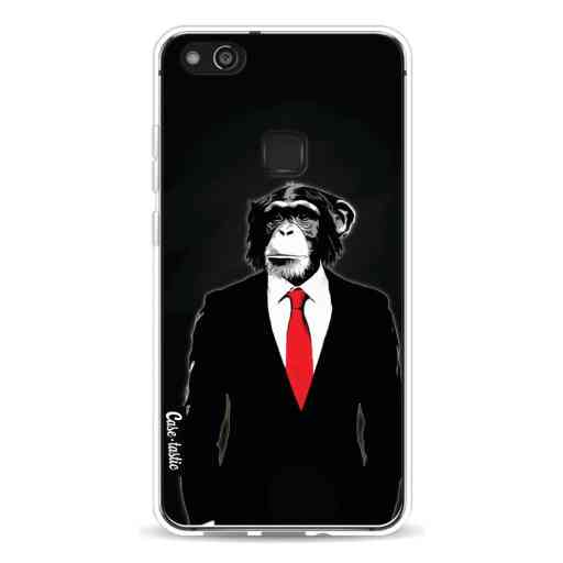 Casetastic Softcover Huawei P10 Lite - Domesticated Monkey