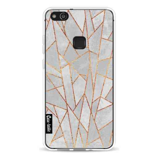 Casetastic Softcover Huawei P10 Lite - Shattered Concrete