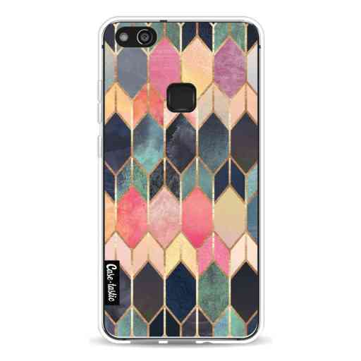 Casetastic Softcover Huawei P10 Lite - Stained Glass Multi