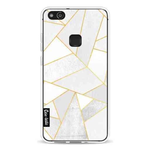 Casetastic Softcover Huawei P10 Lite - White Stone