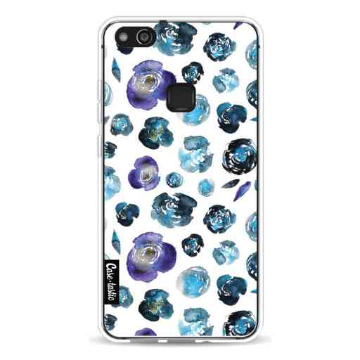 Casetastic Softcover Huawei P10 Lite - Flowers Blue