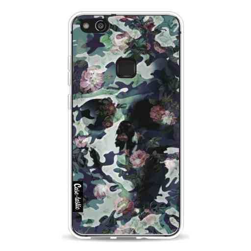 Casetastic Softcover Huawei P10 Lite - Army Skull