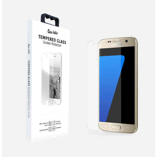 Casetastic Tempered Glass Screenprotector Samsung Galaxy S7