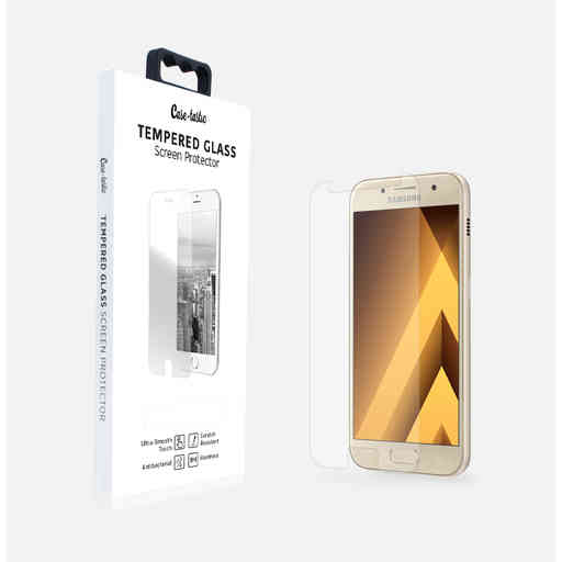 Casetastic Tempered Glass Screenprotector Samsung Galaxy A3 (2017)