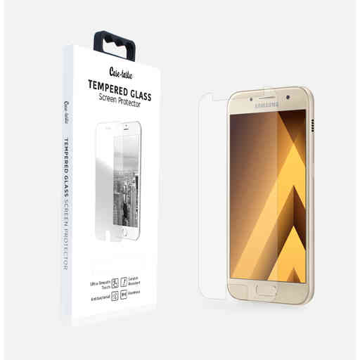 Casetastic Tempered Glass Screenprotector Samsung Galaxy A5 (2017)