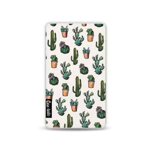 Casetastic Powerbank 4.000 mAh - Cactus Dream