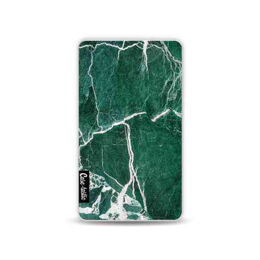 Casetastic Powerbank 4.000 mAh - Dark Green Marble