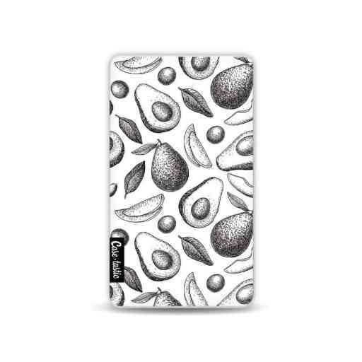 Casetastic Powerbank 4.000 mAh - Drawn Avocados