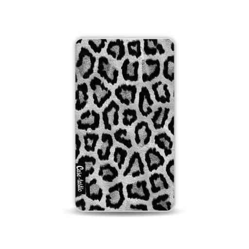 Casetastic Powerbank 4.000 mAh - Grey Leopard