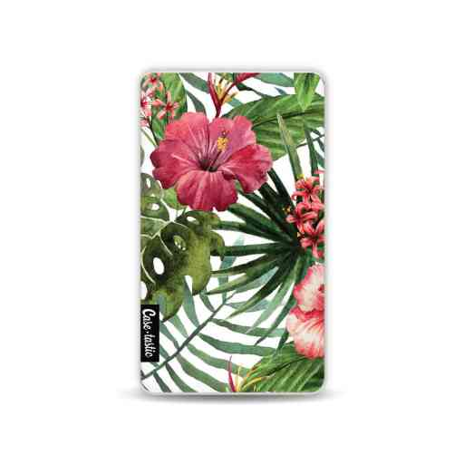 Casetastic Powerbank 4.000 mAh - Tropical Flowers