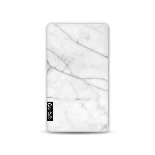 Casetastic Powerbank 4.000 mAh - White Marble