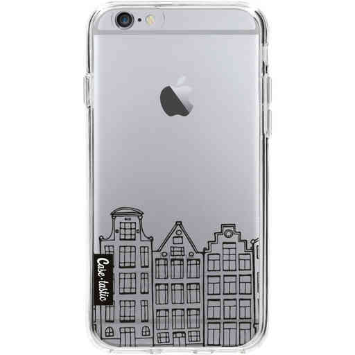 Casetastic Softcover Apple iPhone 6 / 6s - Amsterdam Canal Houses