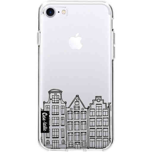 Casetastic Softcover Apple iPhone 7 / 8 / SE (2020) - Amsterdam Canal Houses