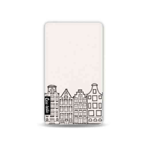 Casetastic Powerbank 4.000 mAh - Amsterdam Canal Houses