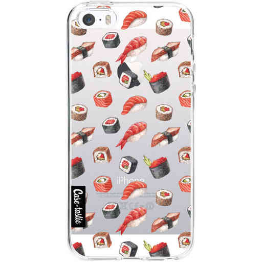 Casetastic Softcover Apple iPhone 5 / 5s / SE - All The Sushi