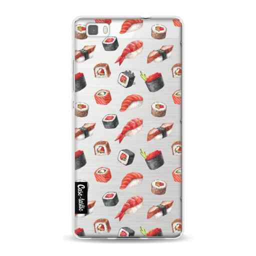 Casetastic Softcover Huawei P8 Lite (2015) - All The Sushi