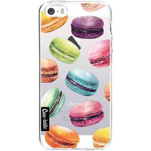 Casetastic Softcover Apple iPhone 5 / 5s / SE - Macaron Mania
