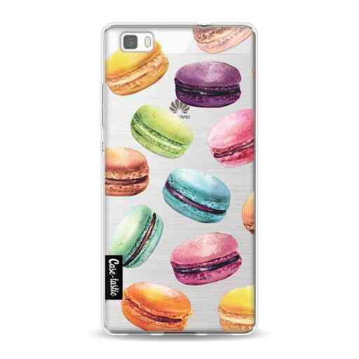 Casetastic Softcover Huawei P8 Lite (2015) - Macaron Mania