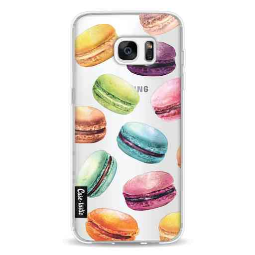 Casetastic Softcover Samsung Galaxy S7 Edge - Macaron Mania