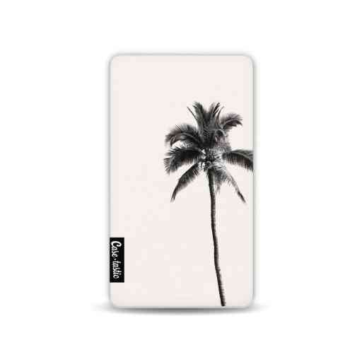 Casetastic Powerbank 4.000 mAh - Palm Tree Transparent