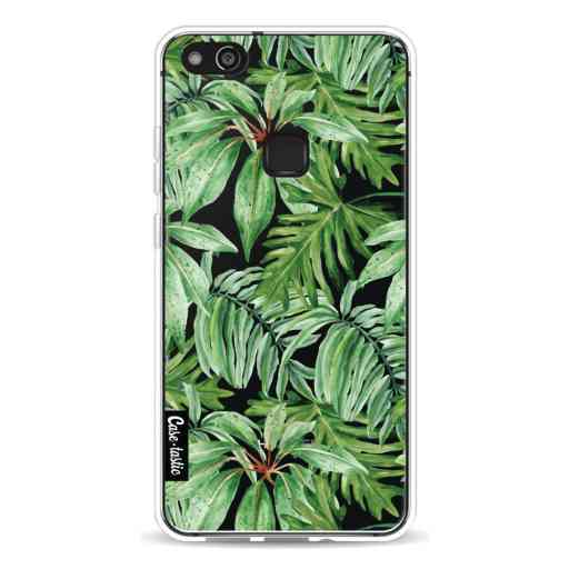 Casetastic Softcover Huawei P10 Lite - Transparent Leaves