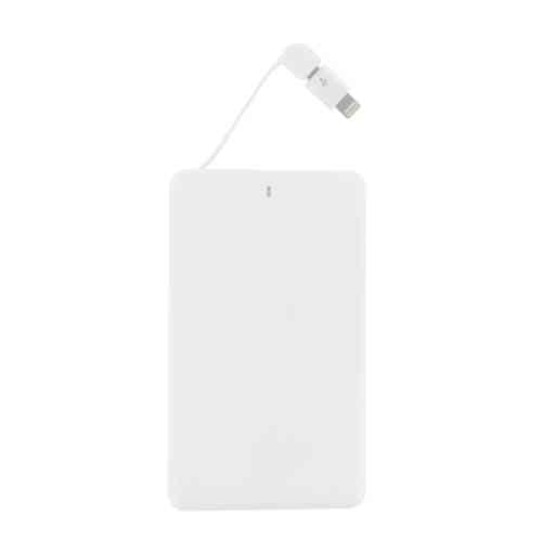 Casetastic Powerbank 4.000 mAh - You Do The Math White