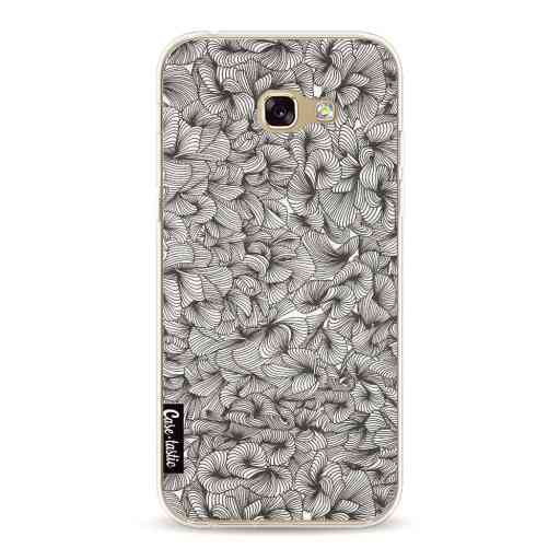 Casetastic Softcover Samsung Galaxy A5 (2017) - Abstract Pattern Black