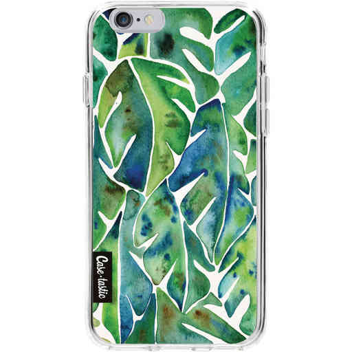 Casetastic Softcover Apple iPhone 6 / 6s - Green Philodendron