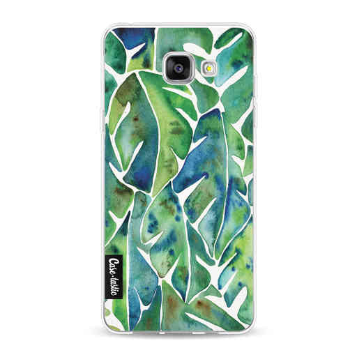 Casetastic Softcover Samsung Galaxy A5 (2016) - Green Philodendron