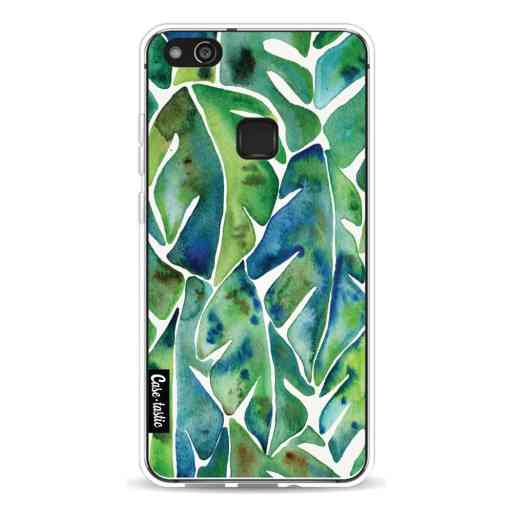 Casetastic Softcover Huawei P10 Lite - Green Philodendron