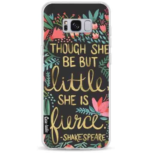 Casetastic Softcover Samsung Galaxy S8 Plus - Little Fierce Charcoal