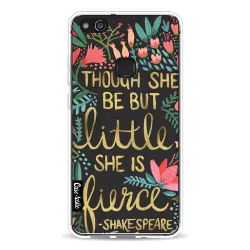 Casetastic Softcover Huawei P10 Lite - Little Fierce Charcoal