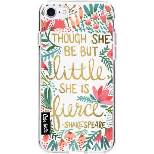 Casetastic Softcover Apple iPhone 7 / 8 / SE (2020) - Little Fierce White