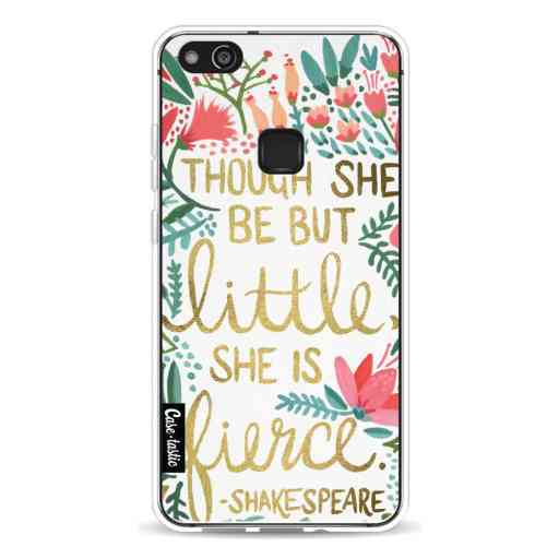 Casetastic Softcover Huawei P10 Lite - Little Fierce White