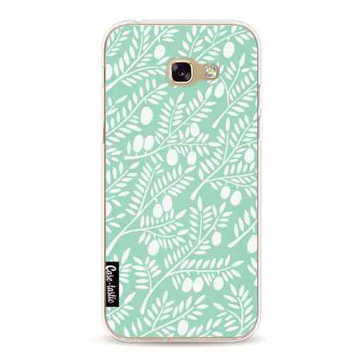 Casetastic Softcover Samsung Galaxy A5 (2017) - Mint Olive Branches