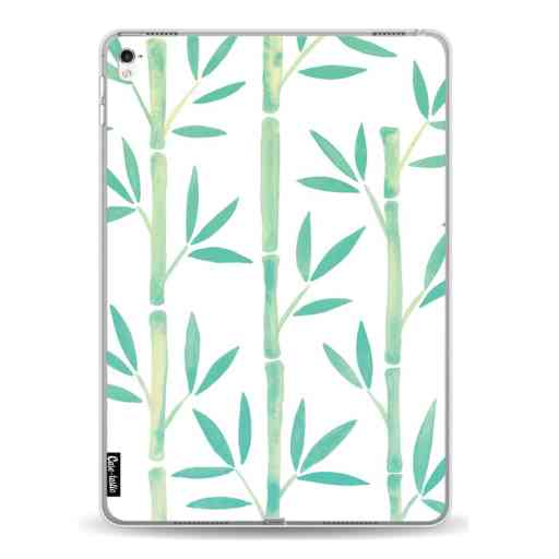 Casetastic Softcover Apple iPad Pro 9.7 - Turquoise Bamboo Pattern